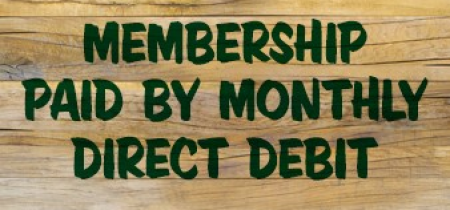 Buy Direct Debit Membership