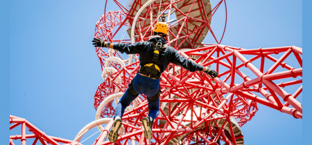 ArcelorMittal Orbit Combined Experience (includes Descender, The Slide & Skyline Views)