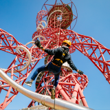 The ArcelorMittal Orbit Descender
