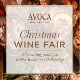 The Avoca Christmas Wine Event