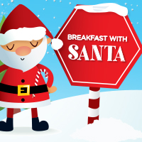 Breakfast with Santa at Norwich