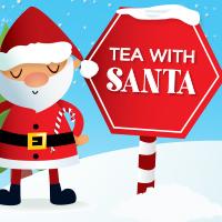 Tea with Santa at Garden Pride