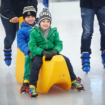 Wychbold Ice Rink 2018