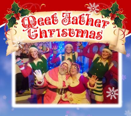 Father Christmas Visit 2016