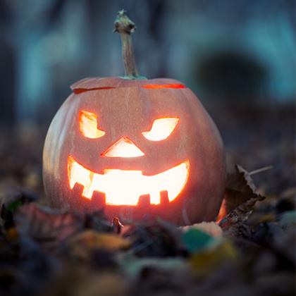 Wychbold Pumpkin Carving 2018
