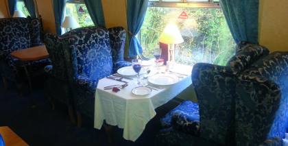 Royal Forester Dining Train