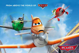 Easter Film: Planes (Disney)