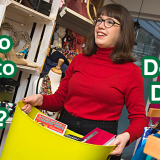 Charity Shop Donation Drop-Off
