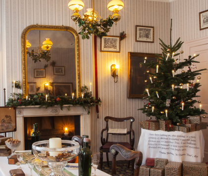 Dickens After Dark: Christmas Lates