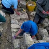 Workshop: Drystone Wall Building