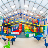 Exclusive Evening Play Barn Hire