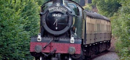 Dunster Castle Express