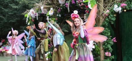 Enchanted Fairy and Elf Walk Opening Weekend 2018
