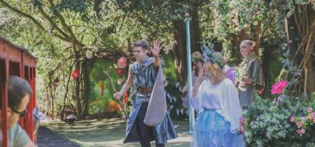 Fairy and Elf Walk Opening Weekend 2019