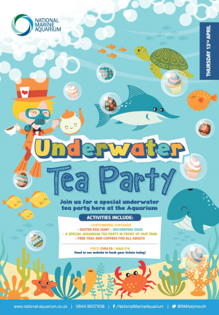 Underwater Tea Party