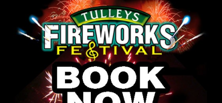 Fireworks - Sat 4th Nov 2017 ONLY
