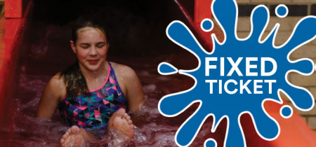 Family Swim with Waterslides- Fixed Tickets