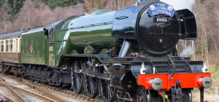 Flying Scotsman - Evening Events