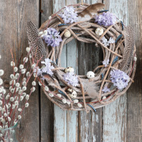Foraged Easter Wreath Making Workshop