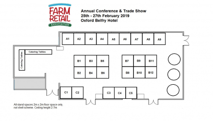 Trade Stands 2019