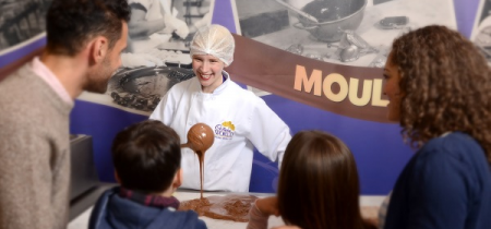 Cadbury World Admission Gift Voucher