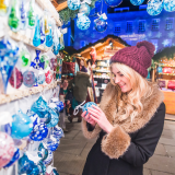 Bath Christmas Market 'Breath in a Bauble' Experience