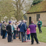 Walk & Talk: Discover Great Linford Manor Park