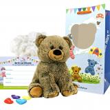Build a Buddy- Basil the Bear at Willington
