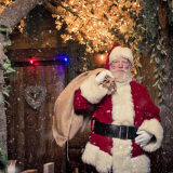 Santa's Enchanted Forest at Old Barn Garden Centre