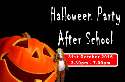 Halloween After School Party