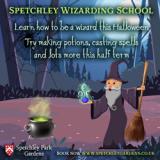 Spetchley Wizarding School Week