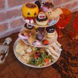 Halloween Afternoon Tea