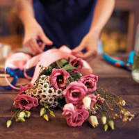 Hand Tied Bouquets For Beginners