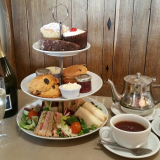 Afternoon Tea in the Spinning Jenny