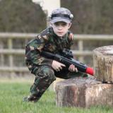 Family Laser Combat Parties