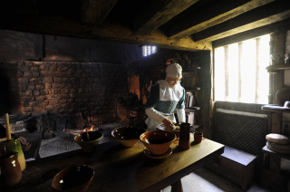 Historic food and drink