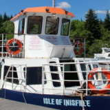One Hour History Cruise from Lisloughrey Pier