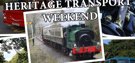 Heritage Transport Weekend