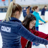 Ice skating lessons & Ice Guides