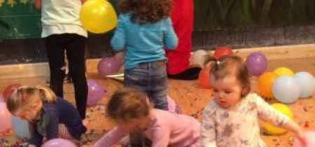 New Year's Eve Children's Party (10.30am - 4.00pm with special countdown at 12 noon)
