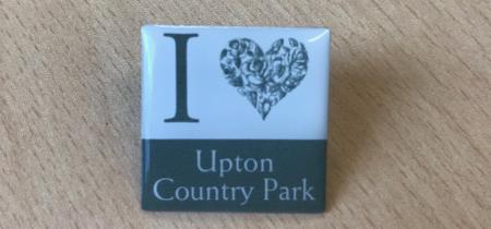£25 Donation & Pin badge