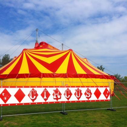 John Lawson Halloween Circus 2016