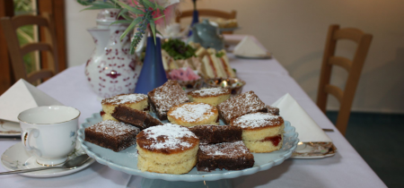 Afternoon Tea with Admission