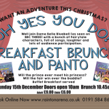 Breakfast Brunch And Panto