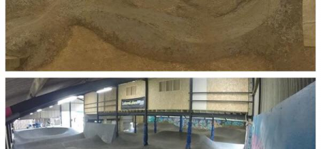 Velosolutions Pump Track & indoor Dirt Jumps