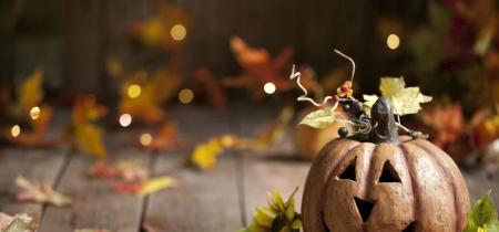 Halloween at Stonor