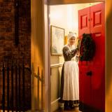Virtual Christmas Housemaid's Tour