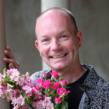 Charity Flower Arranging with Jonathan Moseley