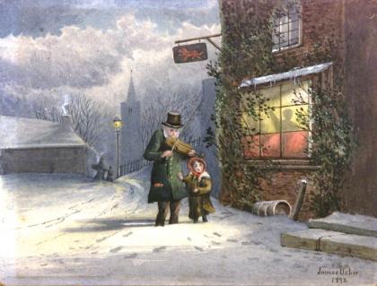 An Evening of Christmas Surprises