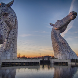 Winter Kelpies Tour